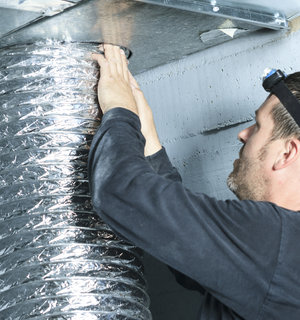 kanaal ventilatiesysteem