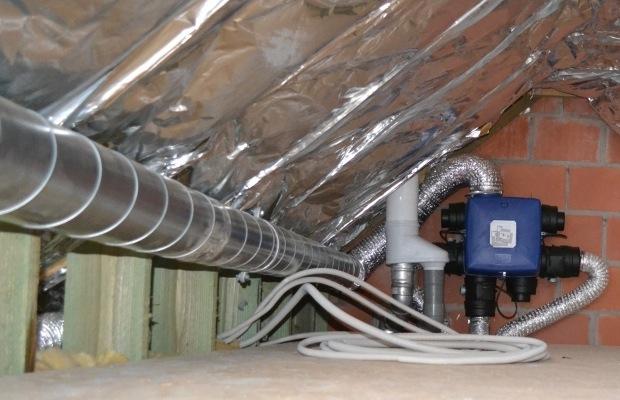 centrale ventilatie unit