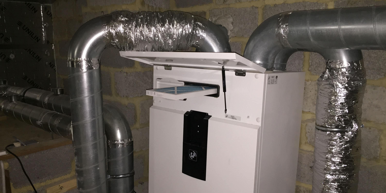 geluid ventilatie