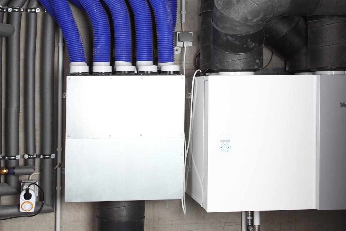 ventilatie badkamer ventilatiesysteem D