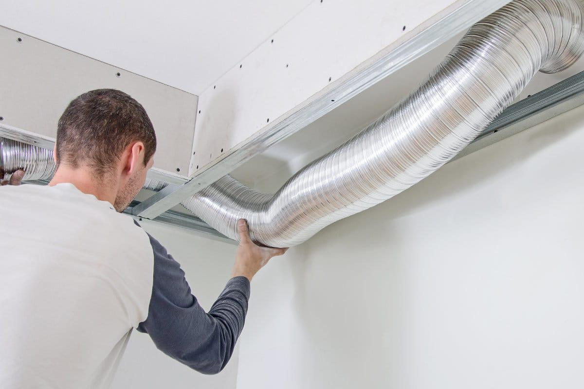 ventilatie nieuwbouw
