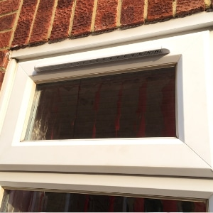 ventilatierooster voor raam