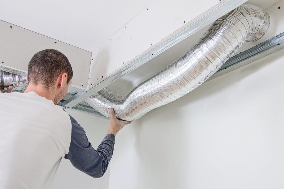 ventilatiesysteem d installeren