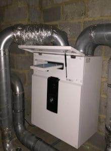 ventilatiesysteem zelf plaatsen