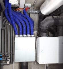ventilatiesysteem zelfbouw